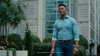 Men's Wearhouse TV Spot, 'Style Your Spring: 50 Percent Off' - Thumbnail 9