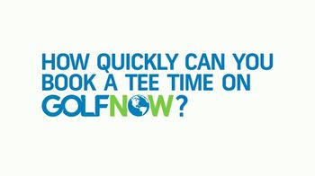 GolfNow.com TV Spot, 'Book Tee Times: Fetch' - Thumbnail 1