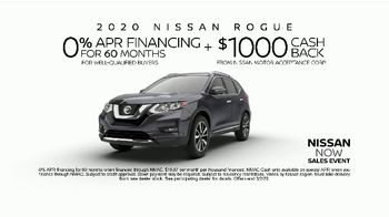Nissan Now Sales Event TV Spot, 'Car-Buying Season' [T2] - Thumbnail 5
