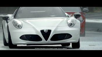 Alfa Romeo Presidents Day Event TV Spot, 'Revel in Speed: I Am' [T2] - Thumbnail 4
