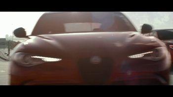 Alfa Romeo Presidents Day Event TV Spot, 'Revel in Speed: I Am' [T2] - Thumbnail 5