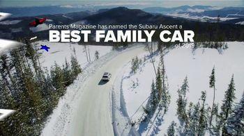 Subaru Washington's Birthday Sales Event TV Spot, 'Feel the Freedom: Ascent' [T2] - Thumbnail 9