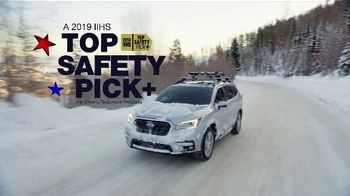 Subaru Washington's Birthday Sales Event TV Spot, 'Feel the Freedom: Ascent' [T2] - Thumbnail 3