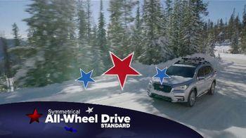Subaru Washington's Birthday Sales Event TV Spot, 'Feel the Freedom: Ascent' [T2] - Thumbnail 7