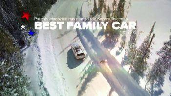 Subaru Washington's Birthday Sales Event TV Spot, 'Feel the Freedom: Ascent' [T2] - Thumbnail 8