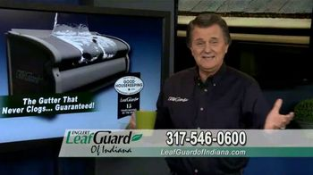 LeafGuard of Indiana Winter Half Off Sale TV Spot, 'Magic on the Inside: Gift Card'