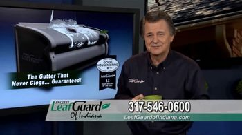 LeafGuard of Indiana Winter Half Off Sale TV Spot, 'Magic on the Inside: Gift Card' - Thumbnail 4
