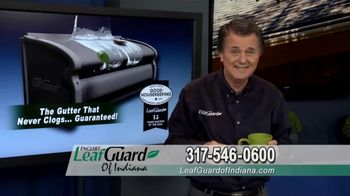 LeafGuard of Indiana Winter Half Off Sale TV Spot, 'Magic on the Inside: Gift Card' - Thumbnail 5