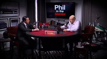 Phil in the Blanks TV Spot, 'Renowned Psychiatrist Dr. Charles Sophy Sits Down With Dr. Phil'