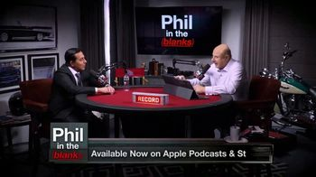 Phil in the Blanks TV Spot, 'Renowned Psychiatrist Dr. Charles Sophy Sits Down With Dr. Phil' - Thumbnail 5