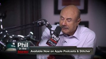 Phil in the Blanks TV Spot, 'Renowned Psychiatrist Dr. Charles Sophy Sits Down With Dr. Phil' - Thumbnail 8