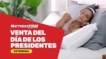 Mattress Firm Venta del Día de los Presidentes TV Spot, 'Ahorra $600 dólares' [Spanish] - Thumbnail 2