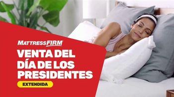 Mattress Firm Venta del Día de los Presidentes TV Spot, 'Ahorra $600 dólares' [Spanish] - Thumbnail 3