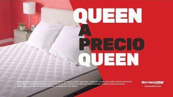 Mattress Firm Venta del Día de los Presidentes TV Spot, 'Ahorra $600 dólares' [Spanish] - Thumbnail 6