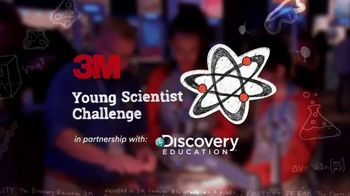 Discovery Education TV Spot, '2020 Young Scientist Challenge' - Thumbnail 9