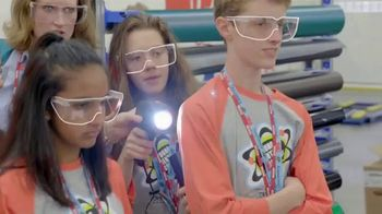 Discovery Education TV Spot, '2020 Young Scientist Challenge'