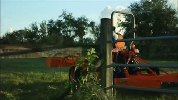 Kubota L Series TV Spot, 'Together We Do More'