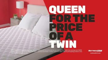 Mattress Firm Presidents Day Sale TV Spot, 'Extended: Save $600' - Thumbnail 4