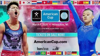 American Cup TV Spot, '2020 Milwaukee' - 2 commercial airings