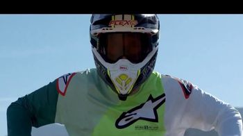 Alpinestars TV Spot, 'Race Time' Featuring Eli Tomac - Thumbnail 10