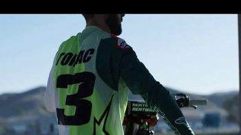 Alpinestars TV Spot, 'Race Time' Featuring Eli Tomac - Thumbnail 3