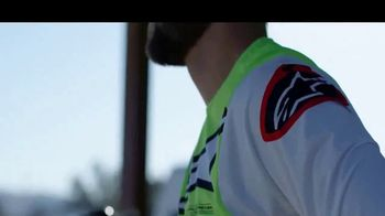 Alpinestars TV Spot, 'Race Time' Featuring Eli Tomac - Thumbnail 9