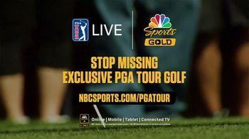 NBC Sports Gold TV Spot, 'PGA Tour Live: 2020 Genesis Invitational' - Thumbnail 10