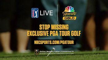 NBC Sports Gold TV Spot, 'PGA Tour Live: 2020 Genesis Invitational' - Thumbnail 9