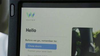 Waymo TV Spot, 'Difficult Conversation' - Thumbnail 6