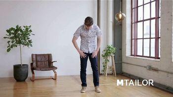 MTailor TV Spot, 'Custom Jeans' - Thumbnail 1