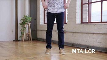 MTailor TV Spot, 'Custom Jeans' - Thumbnail 3
