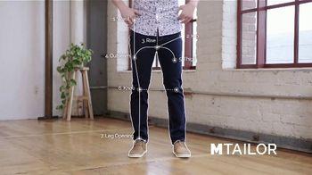 MTailor TV Spot, 'Custom Jeans' - Thumbnail 4