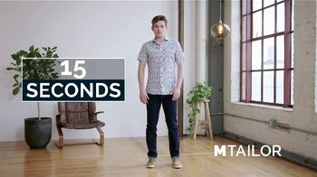 MTailor TV Spot, \'Custom Jeans\'