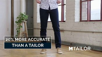 MTailor TV Spot, 'Custom Jeans' - Thumbnail 7
