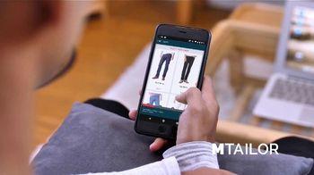 MTailor TV Spot, 'Custom Jeans' - Thumbnail 8