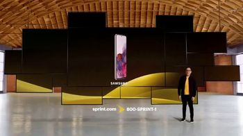 Sprint TV Spot, '5G Ready: Samsung Galaxy S20 5G' - 936 commercial airings