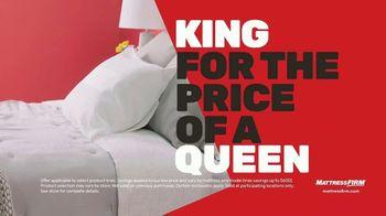 Mattress Firm Daylight Saving Sale TV Spot, 'King for a Queen' - Thumbnail 4
