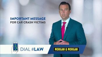 Morgan and Morgan Law Firm TV Spot, 'The Most Important Message' - Thumbnail 1