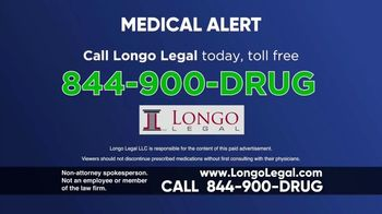Longo Legal TV Spot, 'Medical Alert: Opiod Pan Medication' - Thumbnail 3