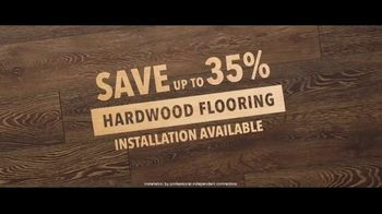 Lumber Liquidators TV Spot, 'Sunspot: Save up to 35 Percent Off Hardwood Flooring' Song by Electric Banana - Thumbnail 9