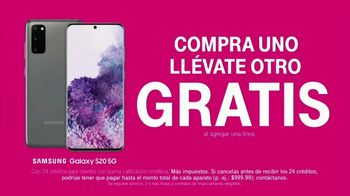 T-Mobile TV Spot, 'Samsung Galaxy S20 5G: compra uno y llévate otro gratis' [Spanish] - Thumbnail 10