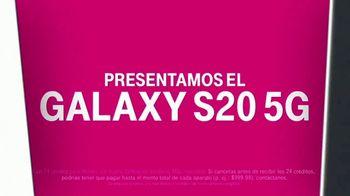 T-Mobile TV Spot, 'Samsung Galaxy S20 5G: compra uno y llévate otro gratis' [Spanish] - Thumbnail 6