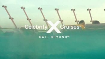 Celebrity Cruises TV Spot, 'Wonder Awaits: Save Up to $1,000' Song by Jefferson Airplane - Thumbnail 2