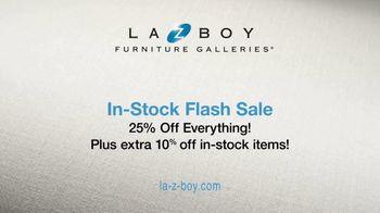La-Z-Boy In-Stock Flash Sale TV Spot, 'Favorite Spot: 25 Percent Off Everything' - Thumbnail 10