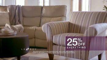 La-Z-Boy In-Stock Flash Sale TV Spot, 'Favorite Spot: 25 Percent Off Everything' - Thumbnail 7