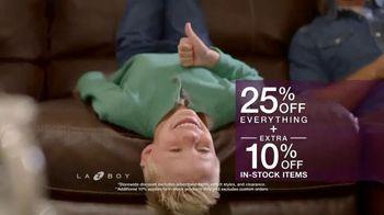 La-Z-Boy In-Stock Flash Sale TV Spot, 'Favorite Spot: 25 Percent Off Everything' - Thumbnail 9