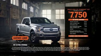 Ford Truck Month TV Spot, 'F-150: Leather and Liner' [T2] - Thumbnail 8