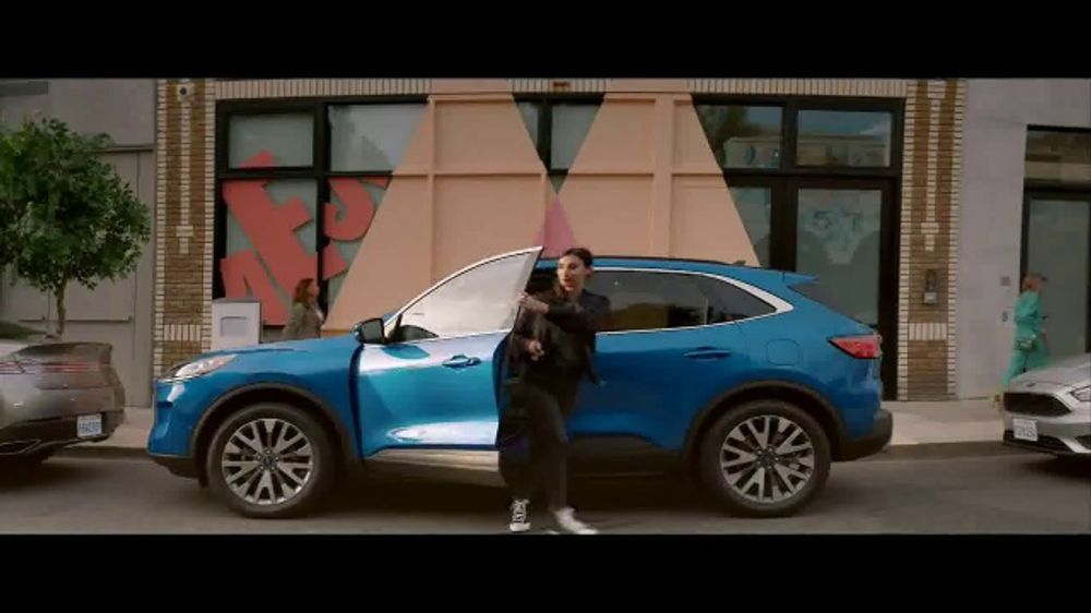 Ford Tv Commercial Drive It Like You Can Do It All Song By