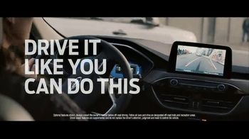 Ford TV Spot, 'Drive It Like You Can Do It All' Song by Spencer Ludwig [T1] - Thumbnail 2
