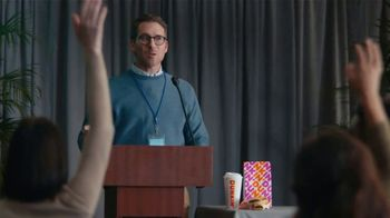 Dunkin' Go2s TV Spot, 'Question' - Thumbnail 2